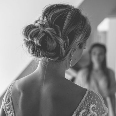 Wedding hair and makeup - India