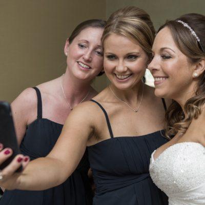 Wedding hair and makeup - Tia