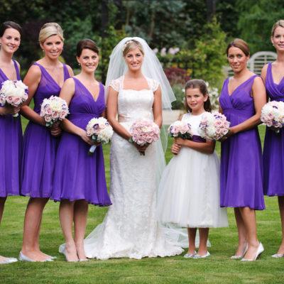 Wedding hair and makeup - Keryn
