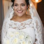 Wedding hair and makeup - Tania