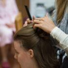 Wedding hair and makeup - Charlotte