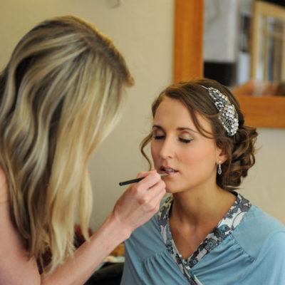 Wedding hair and makeup - Jude