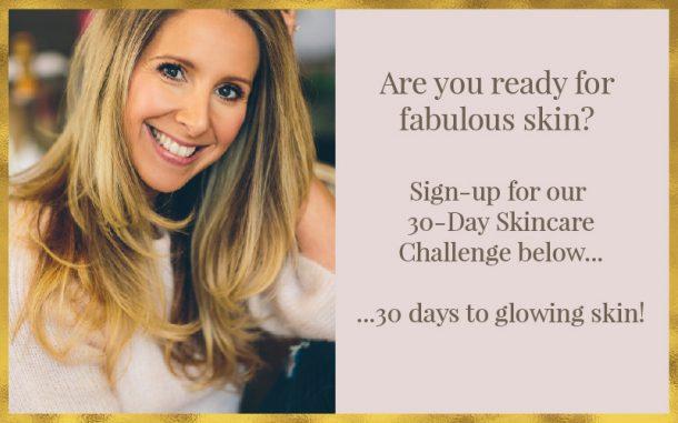 30 Day Skincare Challenge Optin